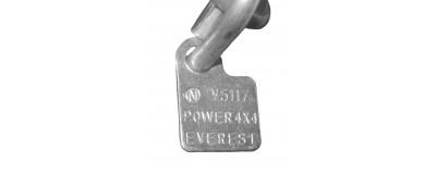 CATENE DA NEVE 16 MM GR 114 PER 195/80 R14 1958014 V5117 CAMPER FURGONE