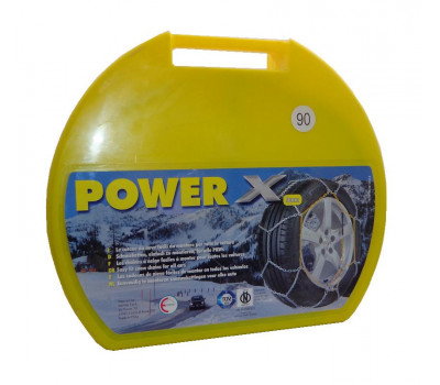 CATENE DA NEVE POWER 9 MM GR 60 PER 175/65 R15 1756515 ONORM V5117
