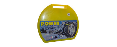 CATENE DA NEVE POWER 9 MM GR 60 PER 175/65 R15 1756515 ONORM V5117