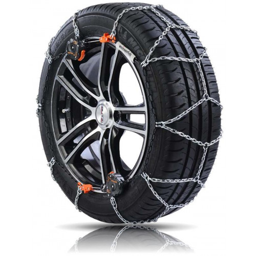 Catene da neve 9 mm per ALFA ROMEO 159 pneumatici 205//55//16 205//55 R16 Gruppo 9