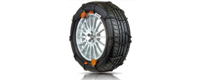 CATENE DA NEVE WEISSENFELS SUV GR 6 PER G.R78 R15 G.R7815 OMOLOGATE ONORM V5117