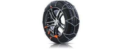 CATENE DA NEVE WEISSENFELS TECNA 9 MM GR 3 PER 145/80 R13 1458013 OMOLOGATE V5117