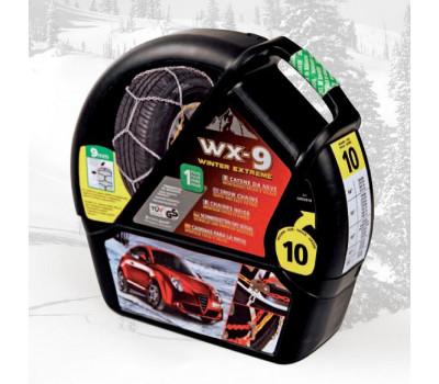Catene da neve 9 mm WX-9 9 per 205/55 R16 2055516 OMOLOGATE ONORM V5117
